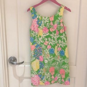 Lilly Pulitzer Cathy Shift, size 4